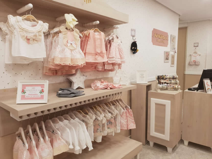 Andrea Milano calidad y variedad para tus niños