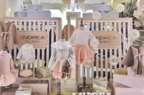 Emprendimiento que desfila por las pasarelas de la moda