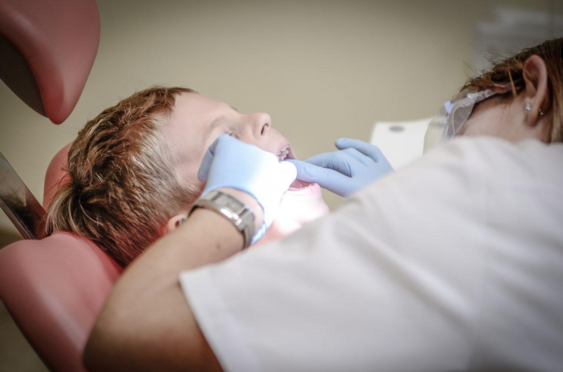 Clínica dental madrid para el cuidado de la dentadura de niños